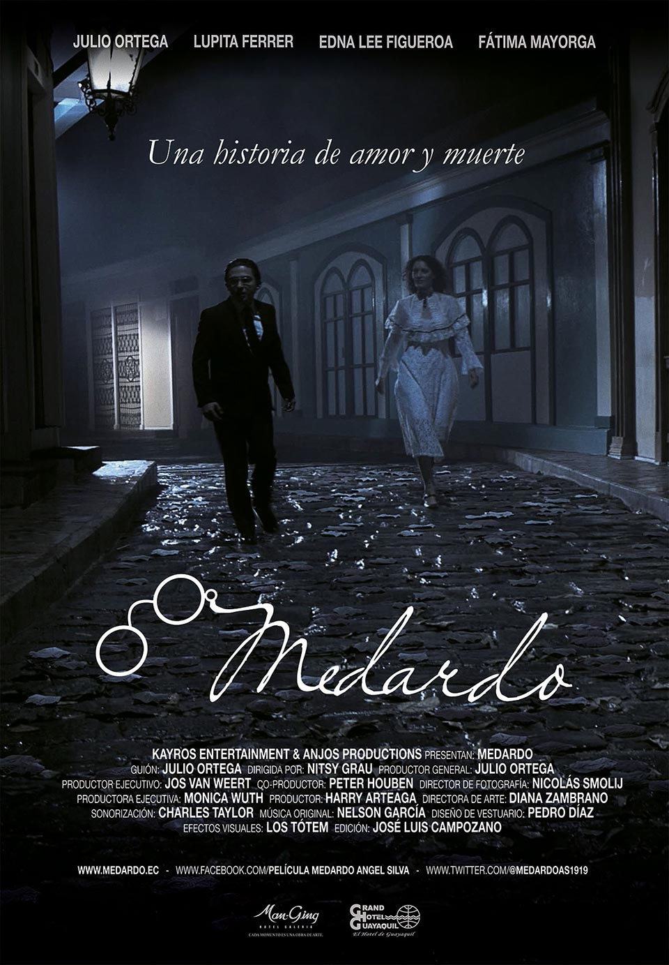 Medardo official poster